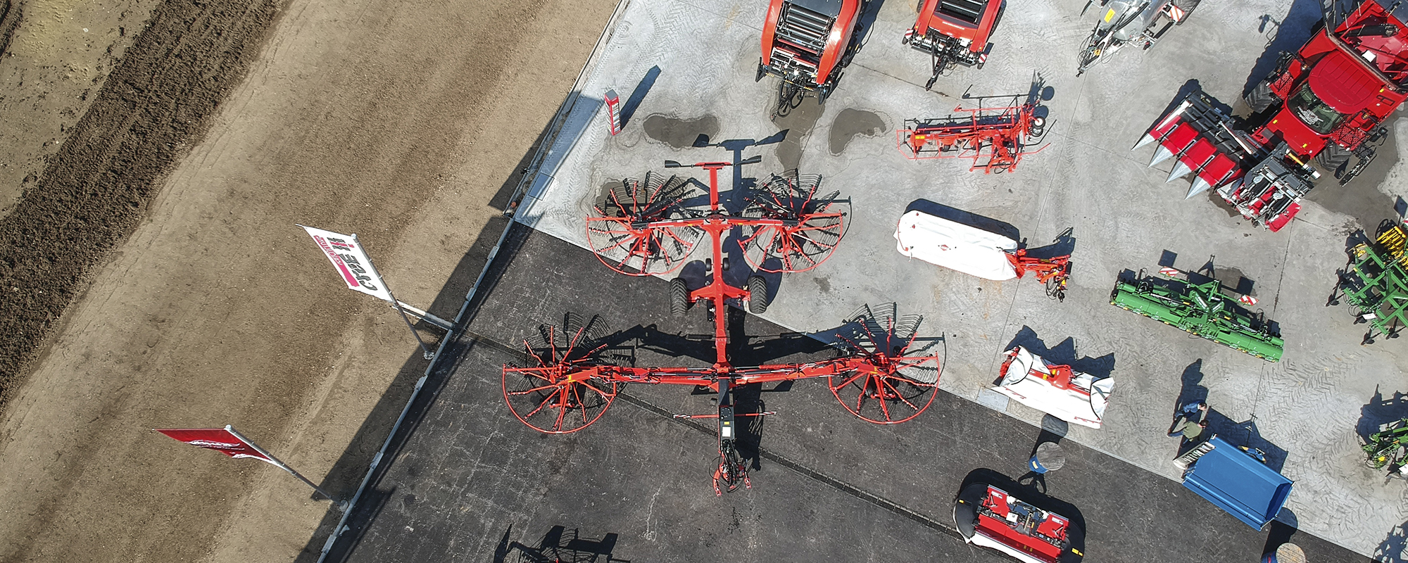 Söllinger Landtechnik, Hausmesse, Drohne