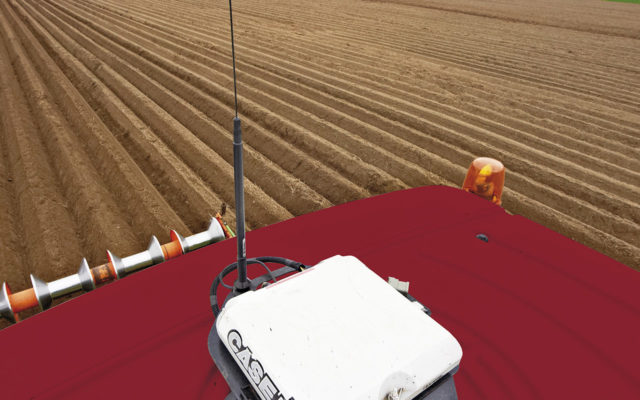 GPS-Lenksysteme bei Söllinger Landtechnik