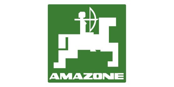 Amazone Landmaschinen Logo, im Söllinger Produkt-Programm