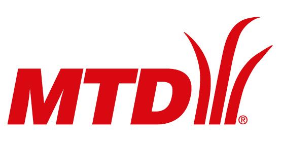 Logo MTD Gartengeräte, im Söllinger Produkt-Programm