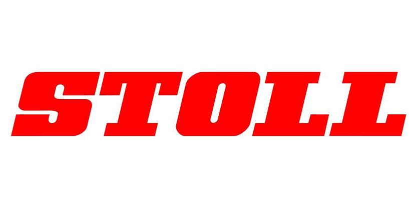 Logo STOLL Frontlader Hersteller Spezialist, im Söllinger Produkt-Programm