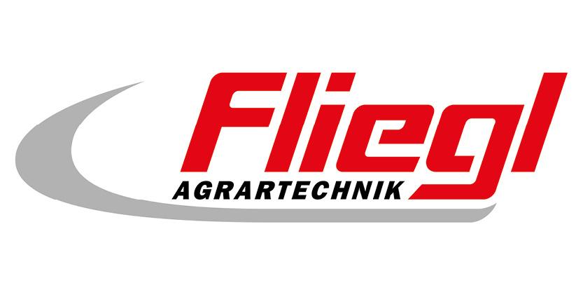 Logo Fliegl Agrartechnik, Fahrzeugbau, im Söllinger Produkt-Programm