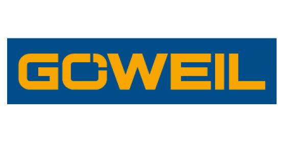 Logo Göweil Maschinenbau, Landmaschinen, im Söllinger Produkt-Programm