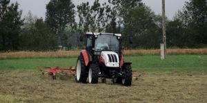 Steyr Traktor - Kompakt S Modell Traktor Serie