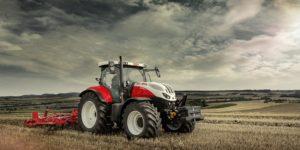 Steyr Impuls CVT Traktor